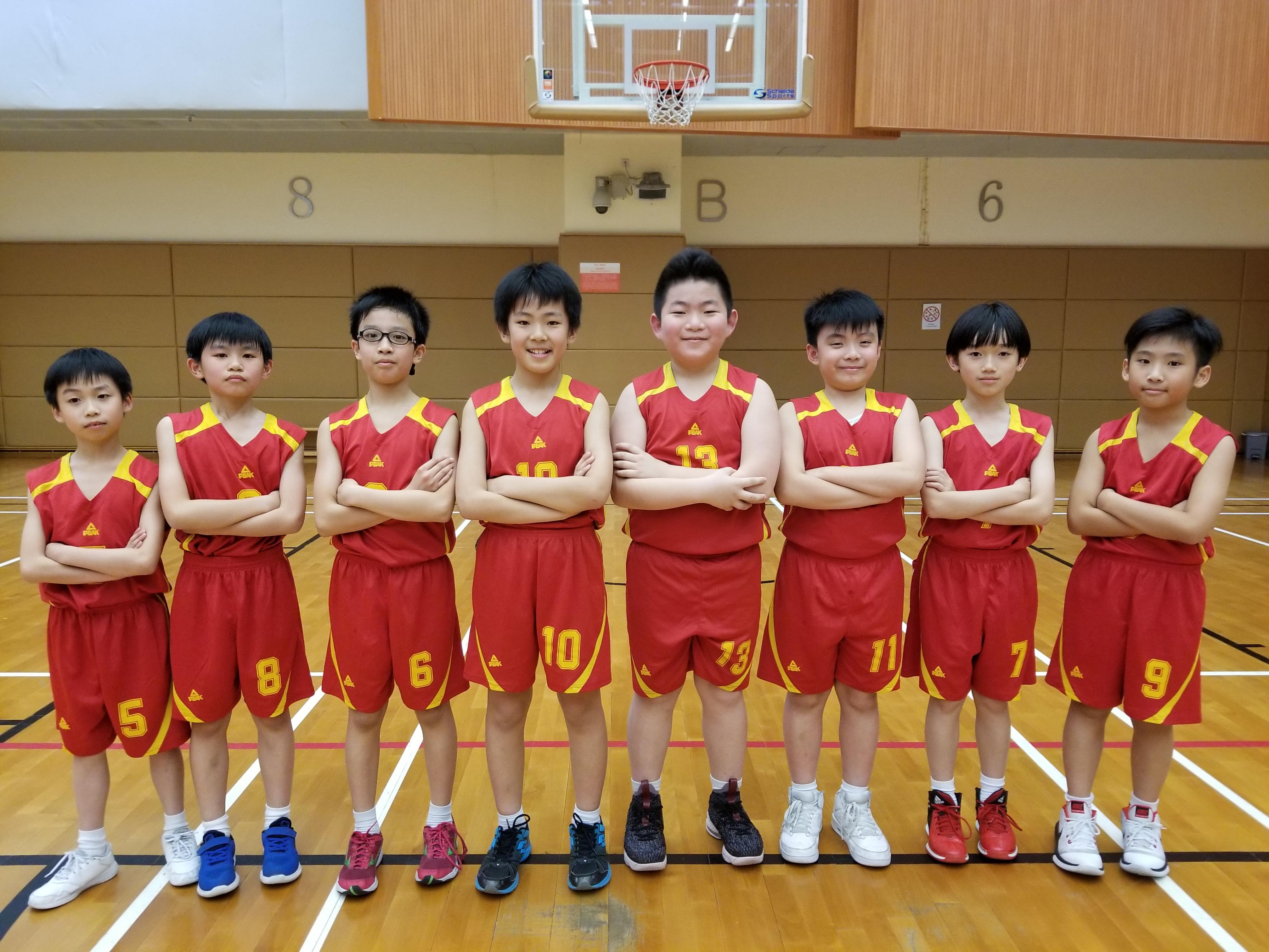 男子籃球校隊