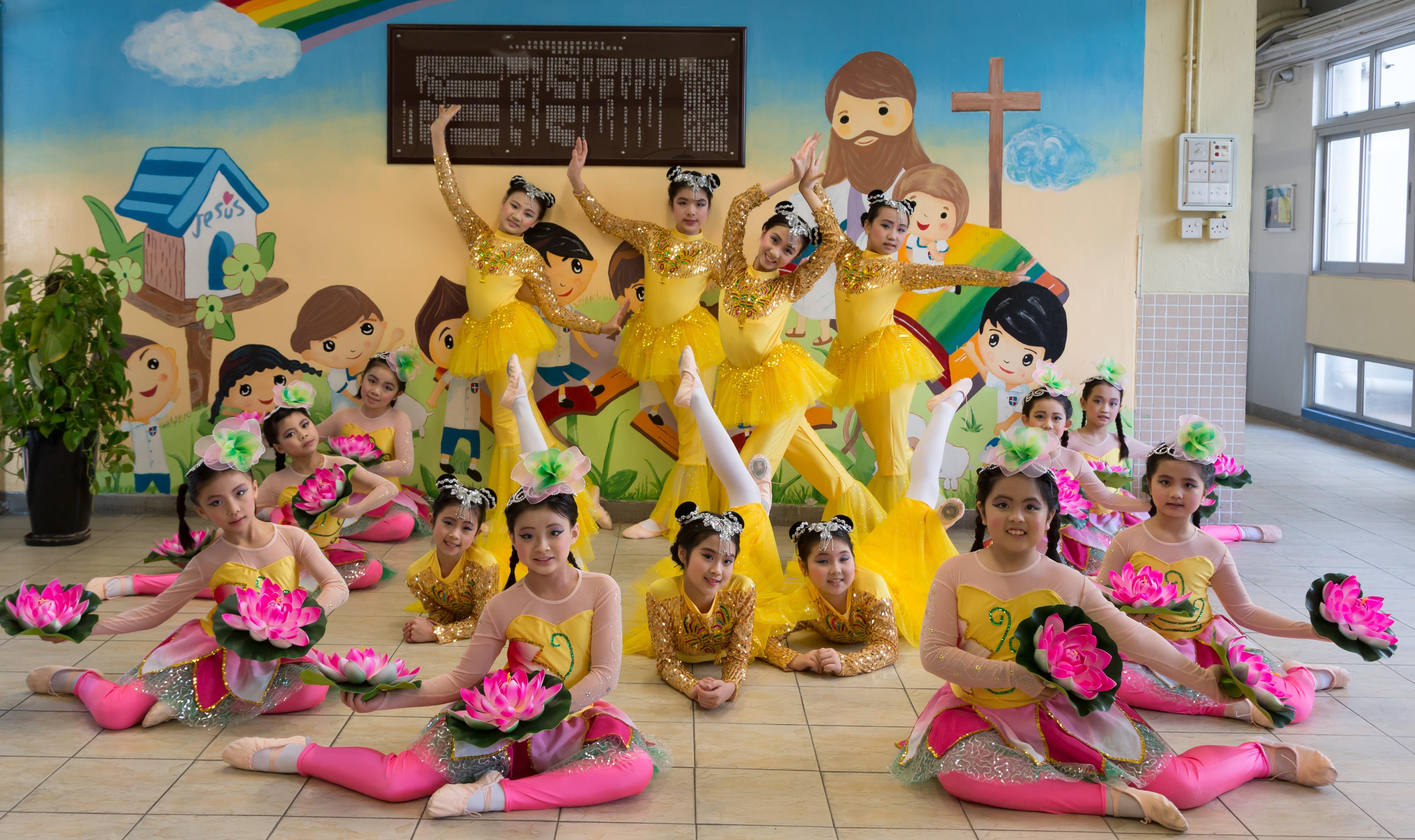 高年級中國舞